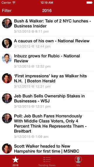 Caucus - Conservative News