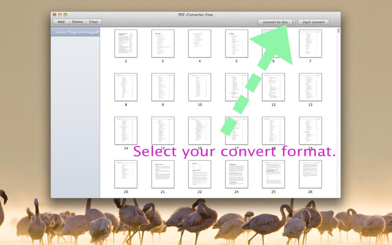 PDF-Converter-Free Screenshot - 2