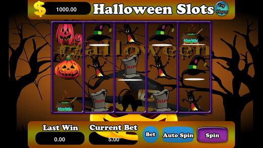 AAA Slot Halloween