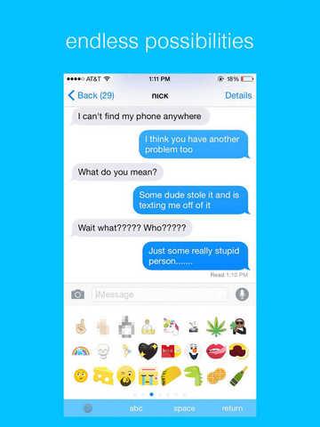 YASmoji Pro - Extra Emoji Screenshots