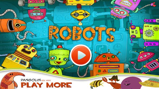 Robots Puzzle - Educational Game