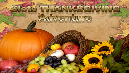 Thanksgiving Slots Casino Pro HD