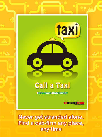 Call a Taxi PRO screenshot 6