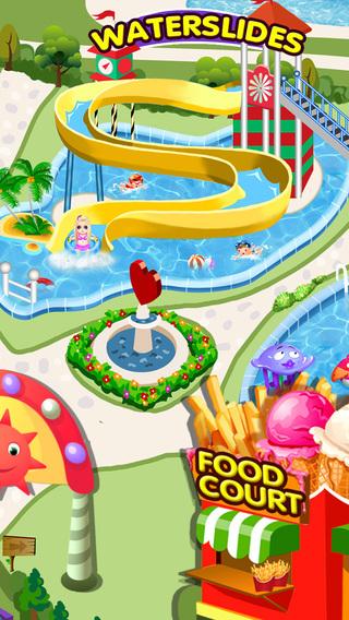 Celebrity Baby - Water Park
