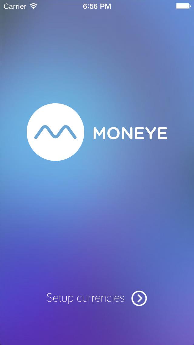 Moneye - Exchange Rates