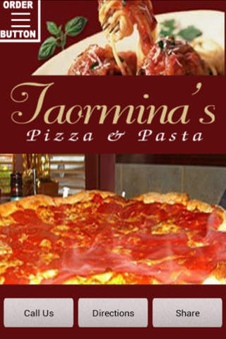 Taorminas Pizza screenshot 1