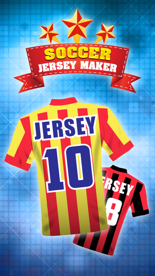 Soccer Jersey Maker - Make your customized Football Jersey