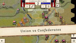 Civil War: Stonewall screenshot 1
