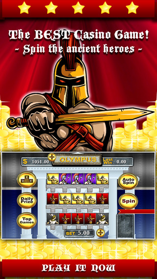 AAA Aaron Crazy Heroes Slots - Rush into an ancient city to touch the scramble spikes and win the ep