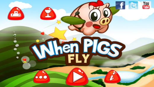When Pigs Fly Free