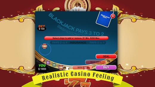 Super Jackpot Blackjack Party LITE