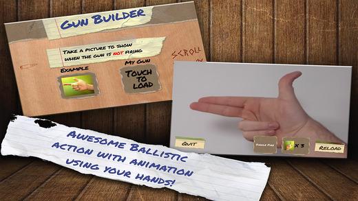 Finger Gun Builder