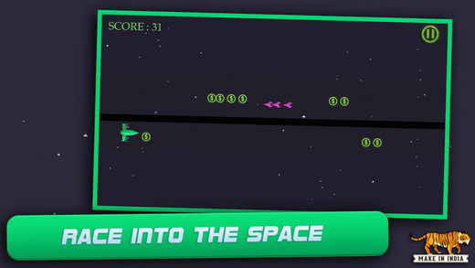Space Battle - A deep Intergalactic Shooting Defence