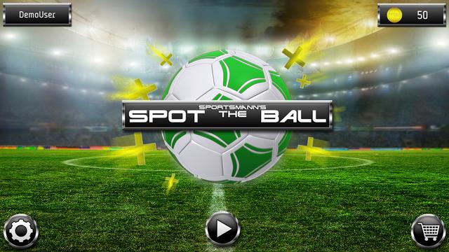 Sportsmann's Spot The Ball