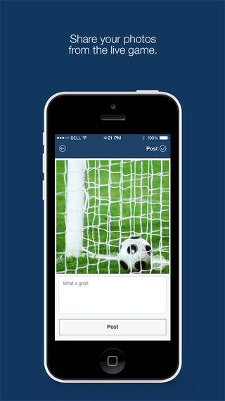Fan App for Falkirk FC