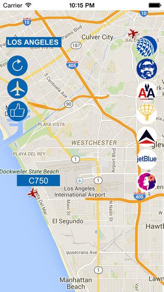 USA Flights PRO : Live Flight Tracker for USA
