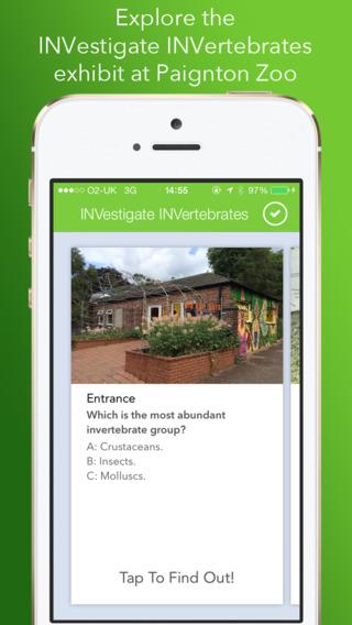 INVestigate INVertebrates at Paignton Zoo
