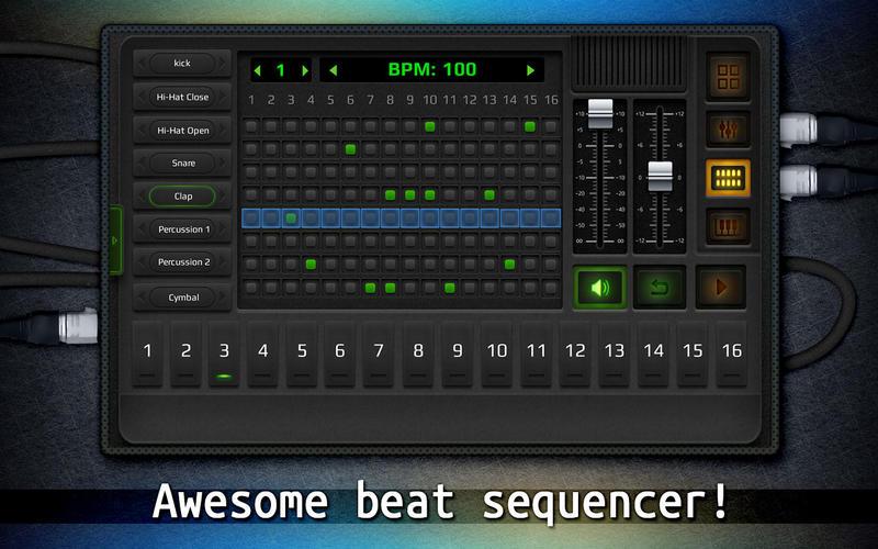 DJ Party Mixer Screenshot - 2