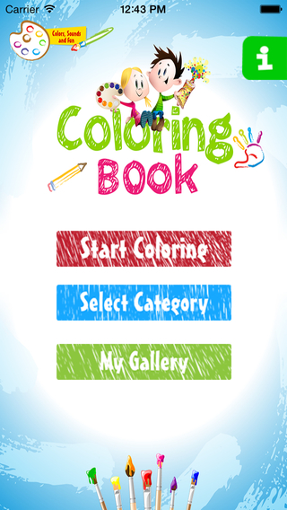 Kids Coloring Activity