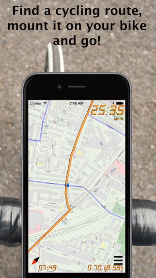 CycleMaps: Cycling Route Planner Navigator