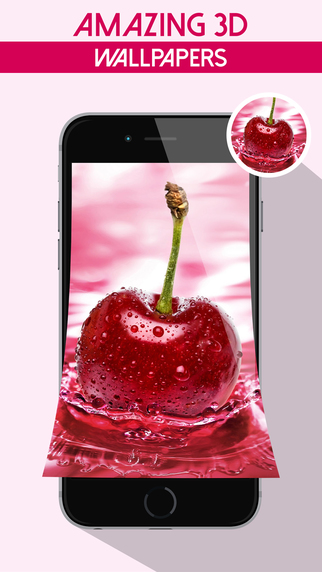 Amazing 3D Wallpapers Backgrounds HD - Home Screen Lock Screen Themes for iPhone iPad iPod