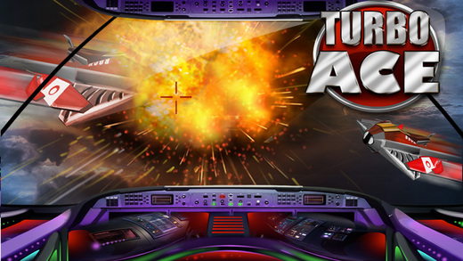Turbo Ace 3D - Jet Fighters Take Metal Raiders Attack by Storm Free Simulation Game