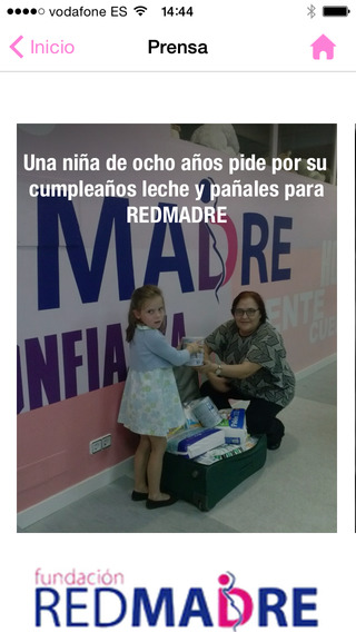 RED MADRE