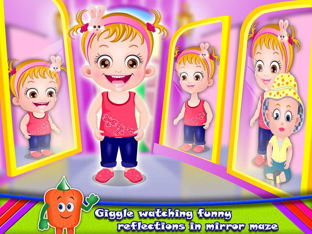 App shopper baby hazel family picnic games