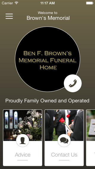 Brown's Memorial Funeral Home