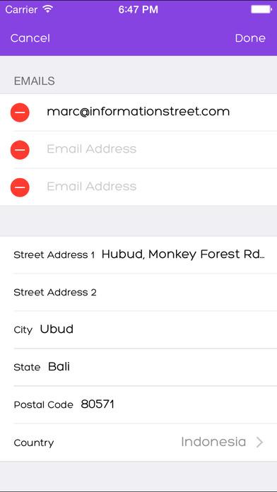 infused Monkey iPhone Screenshot 4
