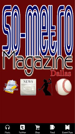 SoMetro Magazine
