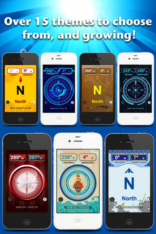 Compass++ Digital - Get a great looking compass! - appPicker