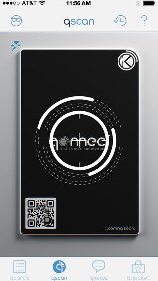 qonnect barcode scanner