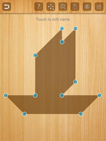 玩遊戲App|Tangram Geometric HD免費|APP試玩