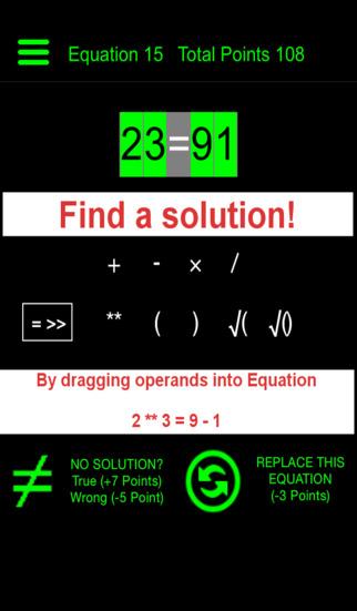 43=57 Solve Equations