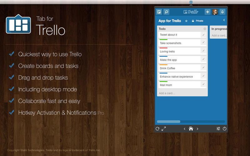 App for Trello Screenshot - 1