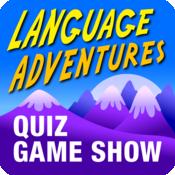 Image result for language adventures quiz game show