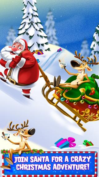 Crazy Santa $ *
