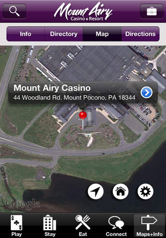 Mount Airy Casino screenshot 3