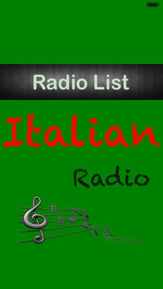 Italian - Radio Stations