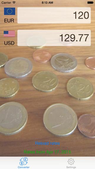 Convert Currencies
