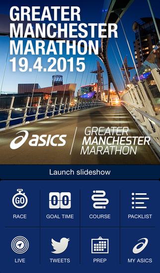 ASICS Greater Manchester Marathon by ASICS