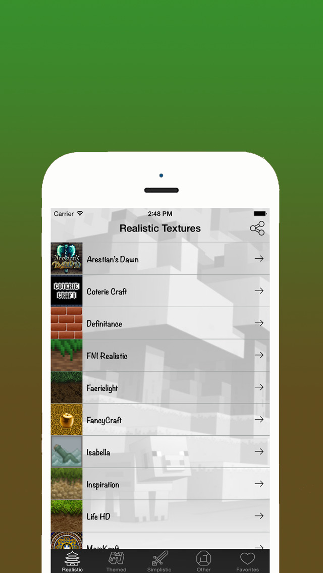 Texture Packs Guide for Minecraft – Full MC Textures Explorer for Pocket Edition!