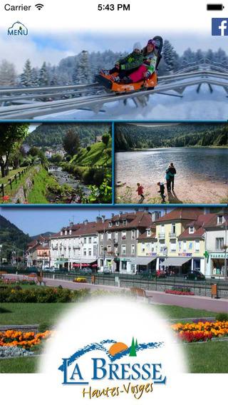 Ville de La Bresse