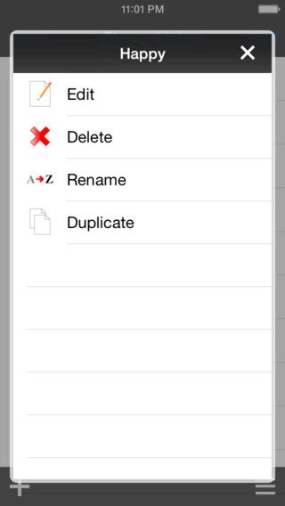 SequencerPad iPhone Screenshot 5