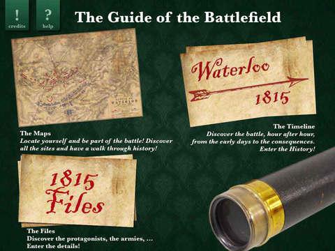 Waterloo 1815 Battlefield Guide