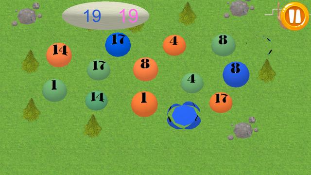 Sum Balls 3D