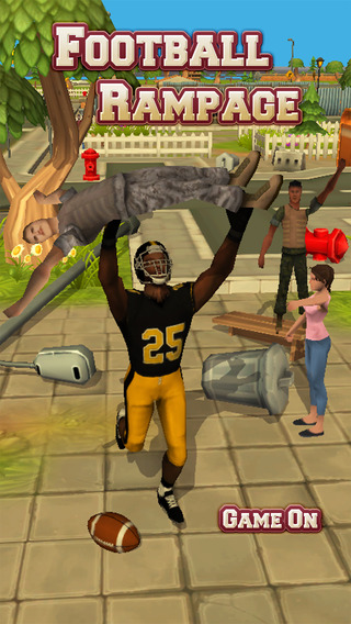 Football Rampage Simulator Pro