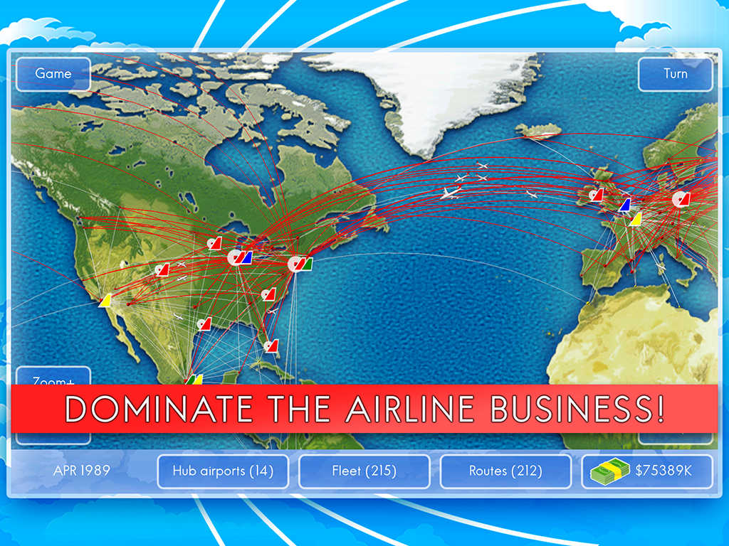 Airline Director 2 - Tycoon Game on Steam