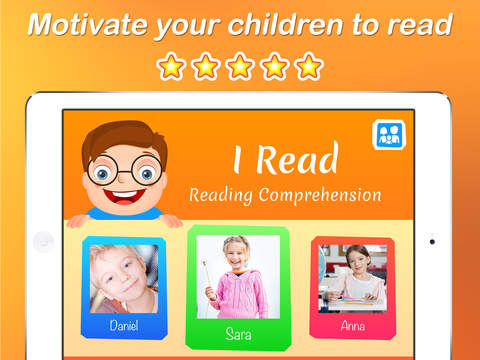 I Read – Basic Primer Reading Comprehension for Kids
